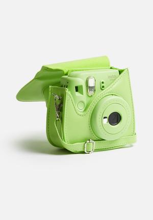 Fujifilm Instax Mini 8/9 Case Cameras & Accessories Green