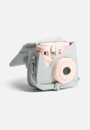 Fujifilm Instax Mini 8/9 Case Cameras & Accessories Grey
