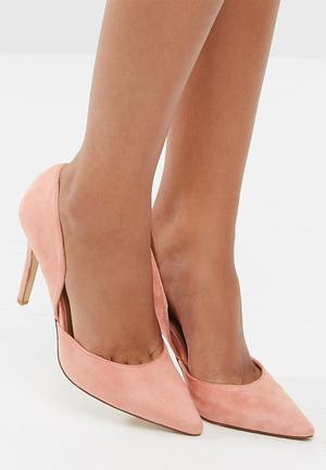 Madison Elle Heels Peach