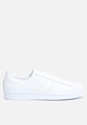 Adidas Originals Superstar Foundation Sneakers White / White