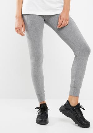 Nike Essential Leggings Bottoms Grey