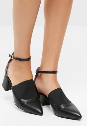 Dailyfriday Lugo Heels Black