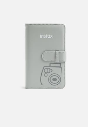 Fujifilm Instax Mini Laporta Album Cameras & Accessories Grey