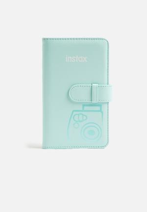 Fujifilm Instax Mini Laporta Album Cameras & Accessories Blue