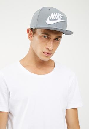 Nike Futura Snapback Headwear Grey