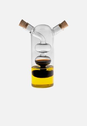 Oil & vinegar pourer