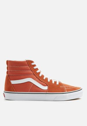Vans SK8-Hi Sneakers Autumn Glaze / True White