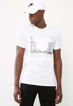 Nike Air Photo Tee T-Shirts White