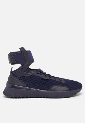 PUMA Select Fenty Trainer Mid Sneakers Geo Evening Blue