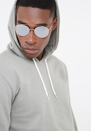 Basicthread Round Mirrored Frames Eyewear Metal