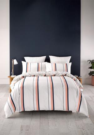 Linen House Sol Duvet Cover Set Bedding Cotton