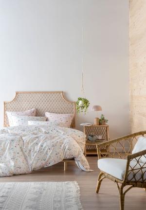 Linen House Patio Duvet Cover Set Bedding Cotton