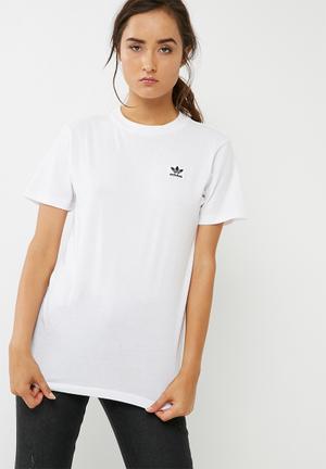 Adidas Originals SC Tee T-Shirts White