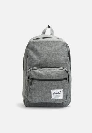 Herschel Supply Co. Pop Quiz Bags & Wallets Grey