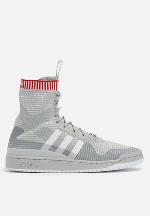 Adidas Originals Forum Primeknit Sneakers Core Black / Ftw White