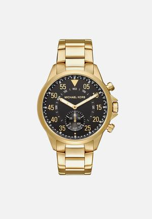 Michael Kors Gage Watches Gold