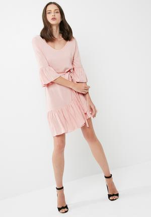 5a0e6c9d5d10 dailyfriday Pink Dresses for Women