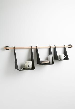 Trio shelf