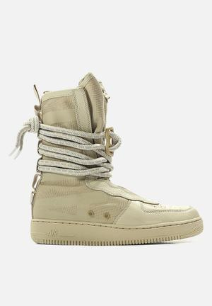 Nike Special Forces Air Force 1 Hi Sneakers Rattan / Rattan