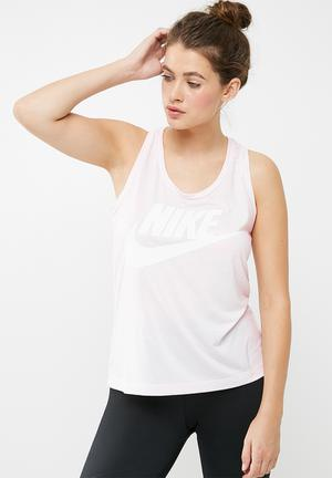 Nike Essential Tank T-Shirts Pink