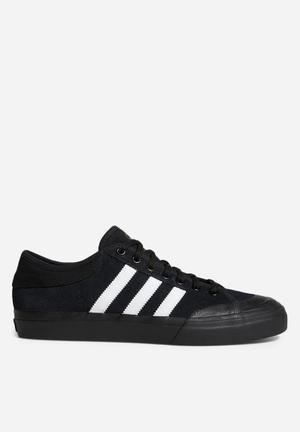 Adidas Originals Matchcourt Sneakers Core Black /FTWR White /Gum 4