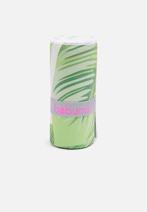 Bobums Jungle Yoga Towel Sport Accessories Microfibre