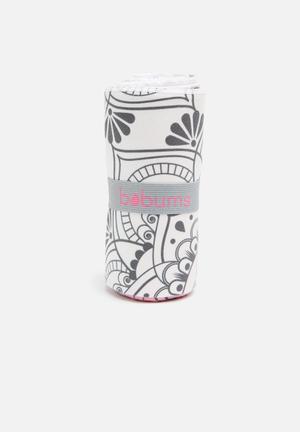 Bobums Narina Yoga Towel Sport Accessories Microfibre
