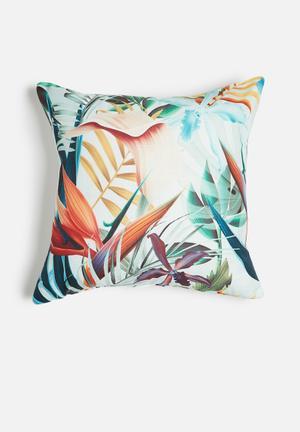 Grey Gardens Paradise Cushion Cover