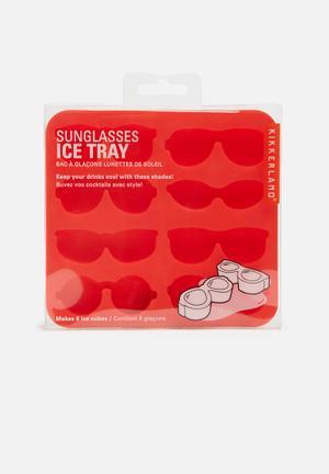 Kikkerland Ice Tray Sunglasses Gifting & Stationery 100% Silicone