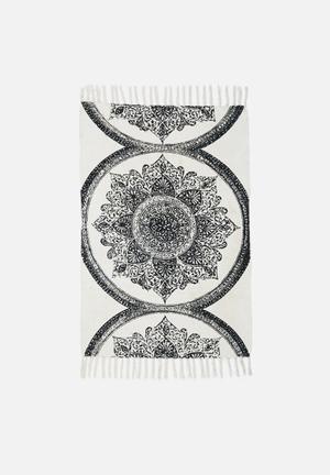 Sixth Floor Assam Mat 100% Cotton