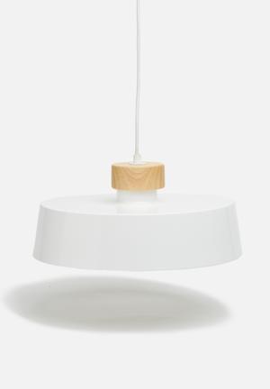 Illumina Aero Pendant Lighting White