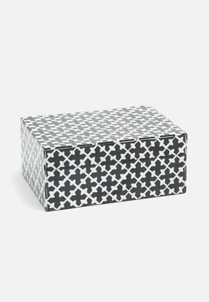 Sixth Floor Eastre Box Accessories MDF/resin