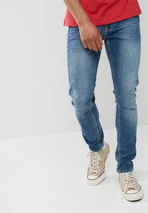 GUESS Super Skinny Jean Blue
