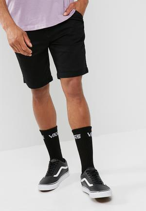 Cotton On Tailored Casual Shorts Black