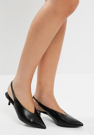 Dailyfriday Camilla Heels Black
