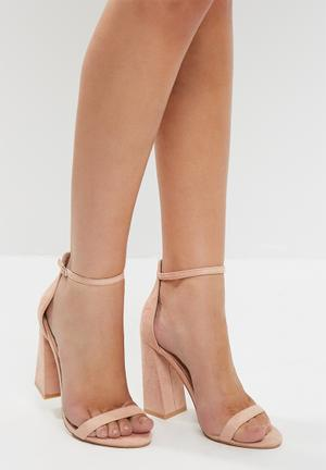 Dailyfriday Kimberly Heels Pale Pink