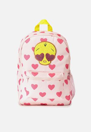 Cotton On Kids License Backpack Accessories Pink & Yellow