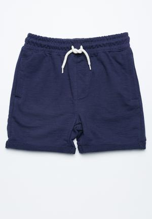 Cotton On Kids Henry Slouch Short Navy