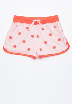 Cotton On Kids Nina Knit Short Pink