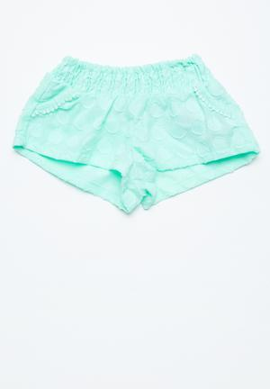 Cotton On Baby Kate Short Mint