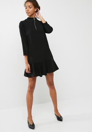 Kira zip dress