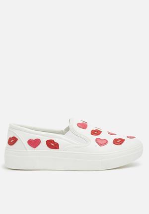 Madison® Valerie Pumps & Flats White