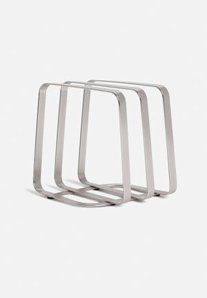 Umbra Pulse Napkin Holder Kitchen Accessories Metal