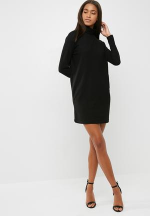 Noisy May City Dress Casual Black