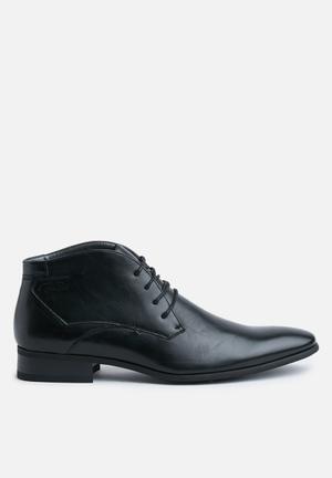 Gino Paoli Hassan Boots Black