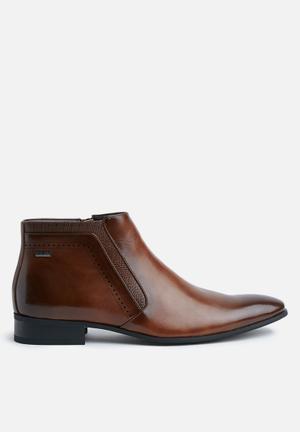Gino Paoli Marinus Boots Tan