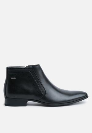 Gino Paoli Marinus Boots Black