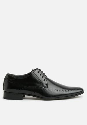 Gino Paoli Dawood Formal Shoes Black