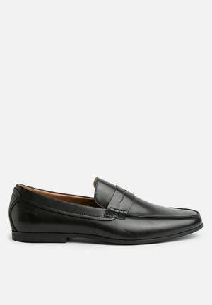 Gino Paoli Hussein Slip-ons And Loafers Black