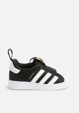 Adidas Originals Infants Superstar 360 I Shoes Black